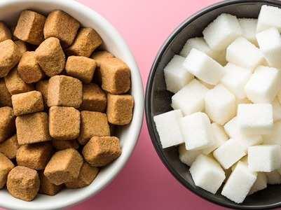 Is brown sugar better than white sugar?