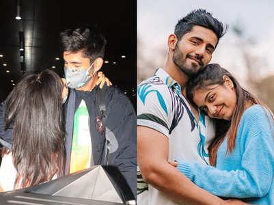 Divya on welcoming Varun with kisses & hugs