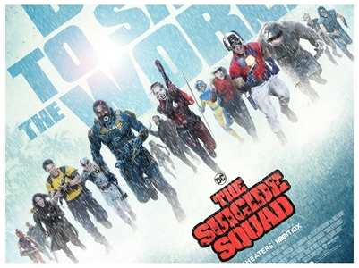 Watch: The Suicide Squad new trailer