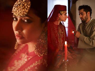 Mahira Khan looks like a Turkish bride