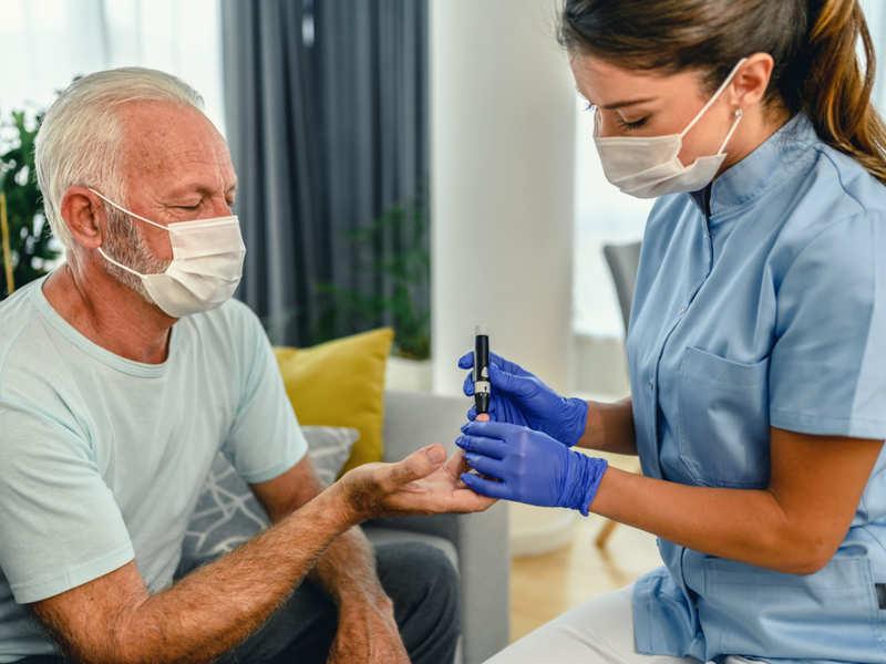 Planning preventive health checks for seniors