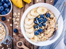 Weight loss: Steel-cut oats vs. rolled oats