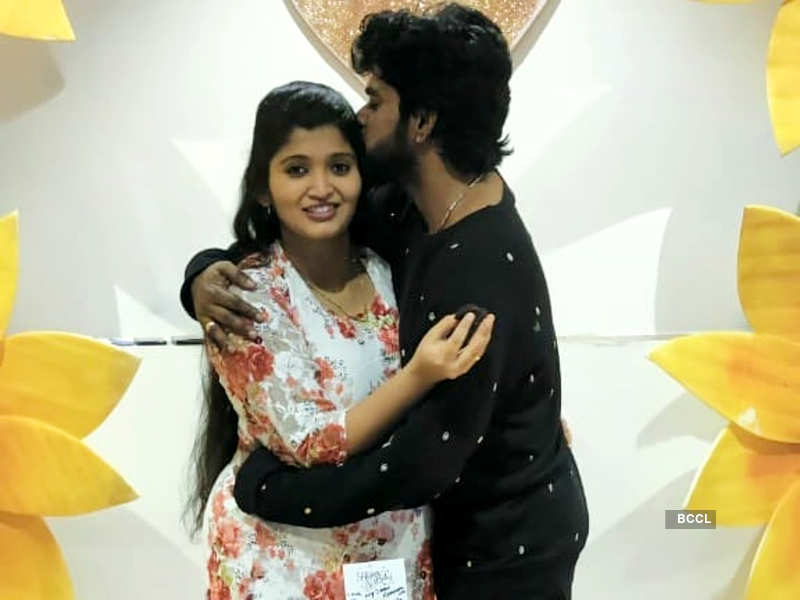 Bigg Boss Tamil 3 fame Sandy Master celebrates wife Dorathy Sylvia's birthday; see pics (Photo - Instagram)