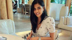 'This is going to be fun', says Kalyani Priyadarshan as she reads the script of 'Bro Daddy'