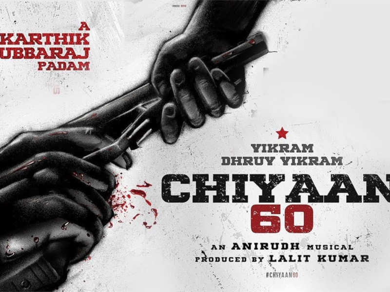 Vikram and Dhruv Vikram's 'Chiyaan 60' to resume in July