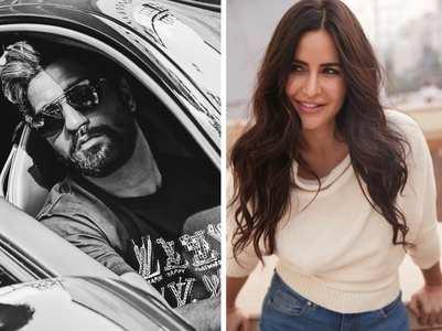 Fans ask Vicky Kaushal about Katrina Kaif