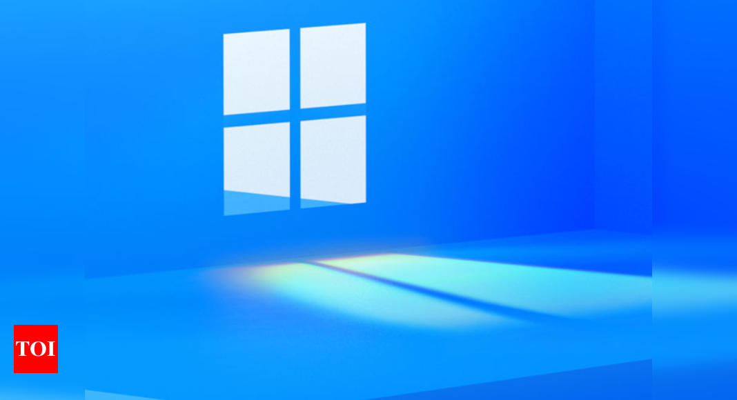 Microsoft has teased the 'Windows 11' ahead of the official launch - Times of India