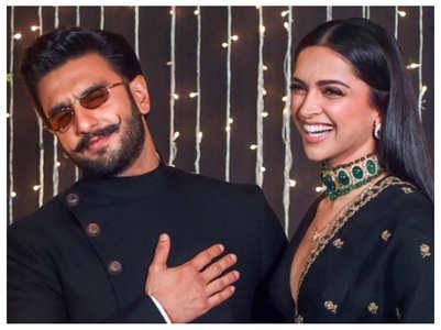 Deepika's loved-up comment on Ranveer's pics