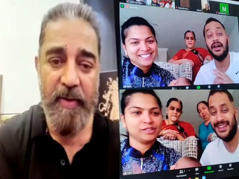 Kamal surprises fan who has terminal cancer with video call