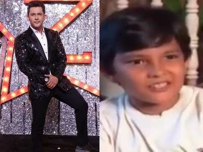 Watch an 8-year-old Aditya in this video