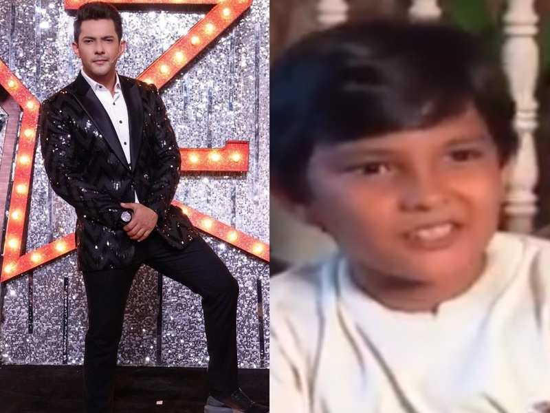 Indian Idol 12 host Aditya Narayan's video from the time he was 8-year-old surfaces online; says, 'I want to become a big singer'