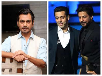 Nawazuddin on working with SRK & Salman