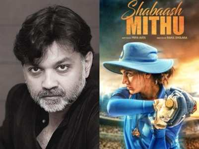 Srijit Mukherji on directing Shabaash Mithu