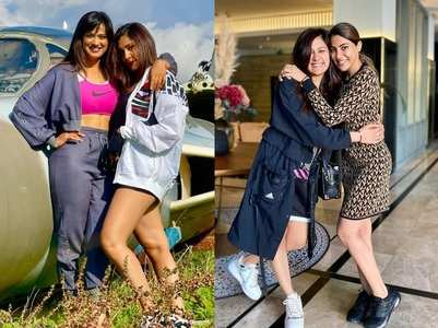 Aastha Gill thanks Shweta for b'day wishes