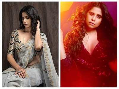 5 glamorous looks of Sai Tamhankar