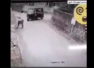 Viral video shows man saving auto from overturning