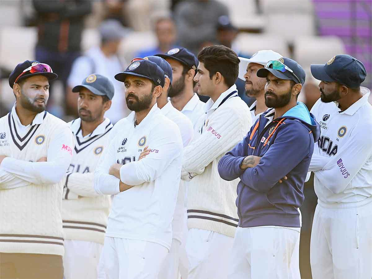 India vs New Zealand, WTC Final: Team India eyes Test transition | Cricket  News - Times of India
