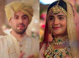 SAAKK: Netizens trend Shaurya-Anokhi's wedding scene