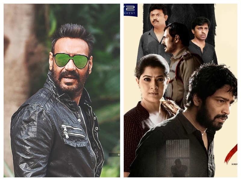Ajay Devgn to produce the Hindi remake of Telugu hit film, 'Naandhi'