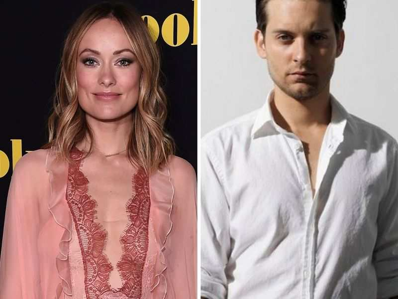The project is being touted as 'The Great Gatsby on steroids'. (In Pic: Olivia Wilde, left, Tobey Maguire)