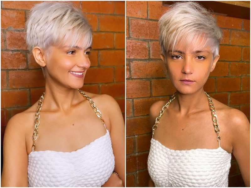 Exclusive: Shweta Rohira on her platinum blonde look: Some secrets should be kept for a while!