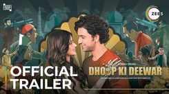 'Dhoop Ki Deewar' Trailer: Alyy Khan And Ahad Raza Mir starrer 'Dhoop Ki Deewar' Official Trailer