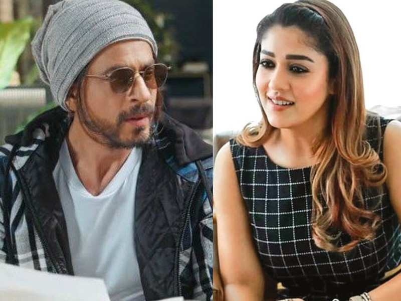 Nayanthara to be opposite Shah Rukh Khan in Atlee's directorial