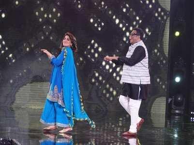 Neetu-Anurag groove to 'Galti Se Mistake'