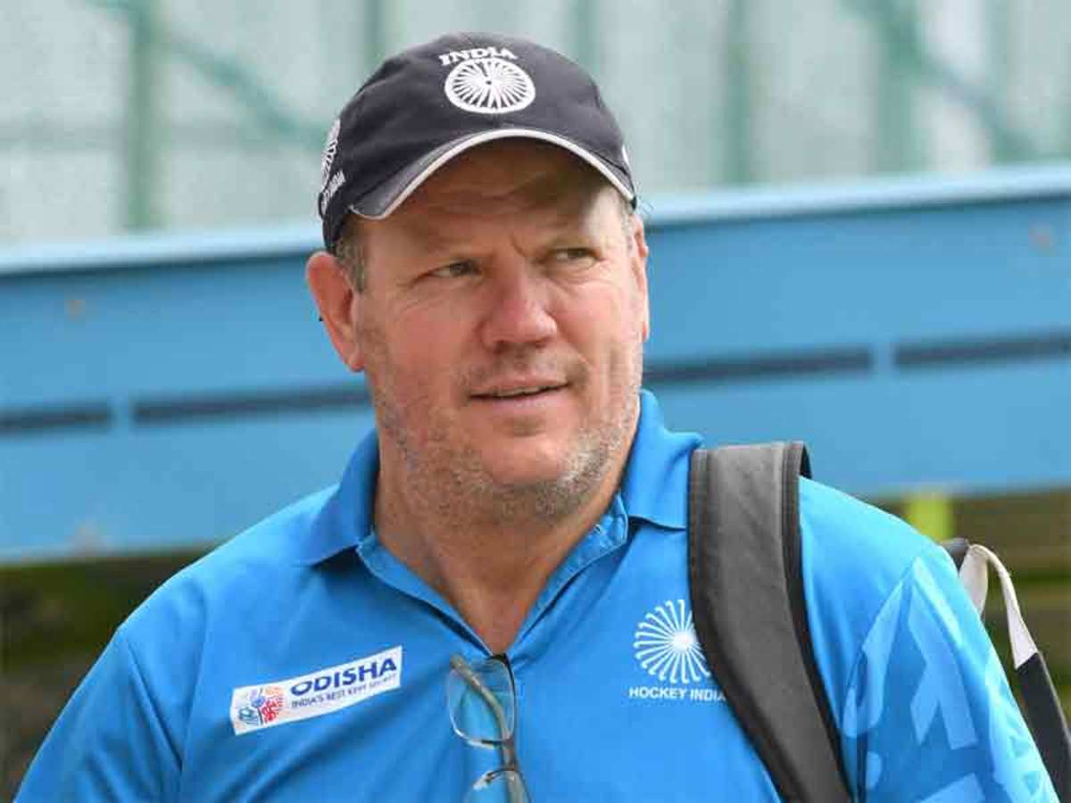Indians don't know how tough they are: Hockey coach Graham Reid | Tokyo Olympics News - Times of India