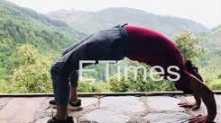 Actor Aakash Zala takes a solo trek to Himachal Pradesh