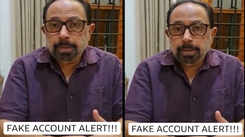 Sibi Malayil alerts fans about an impersonator, duping people's money