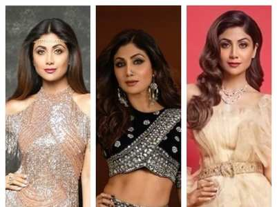Pics that prove that Shilpa has defied time