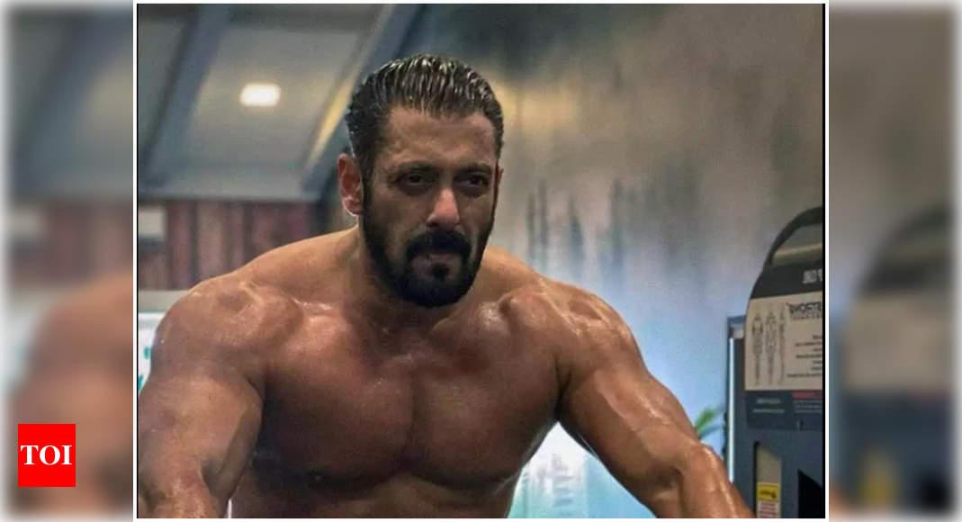 Salman Khan to shoot for 'Antim' tomorrow – Times of India
