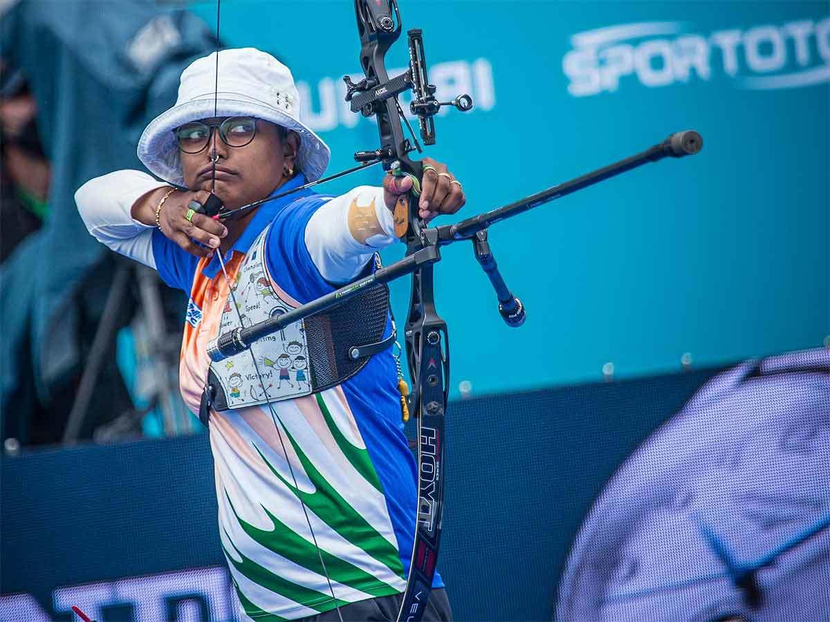 Archer Deepika Kumari Becomes World No. 1 After Winning Gold At Archery World Cup