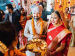 Unmissable pictures from Angira Dhar and Anand Tiwari's secret wedding