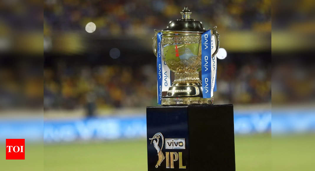BCCI willing to wait on decision to include two franchises for IPL 2022 | Cricket News – Times of India