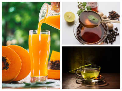 Traditional blends that boost immunity naturally