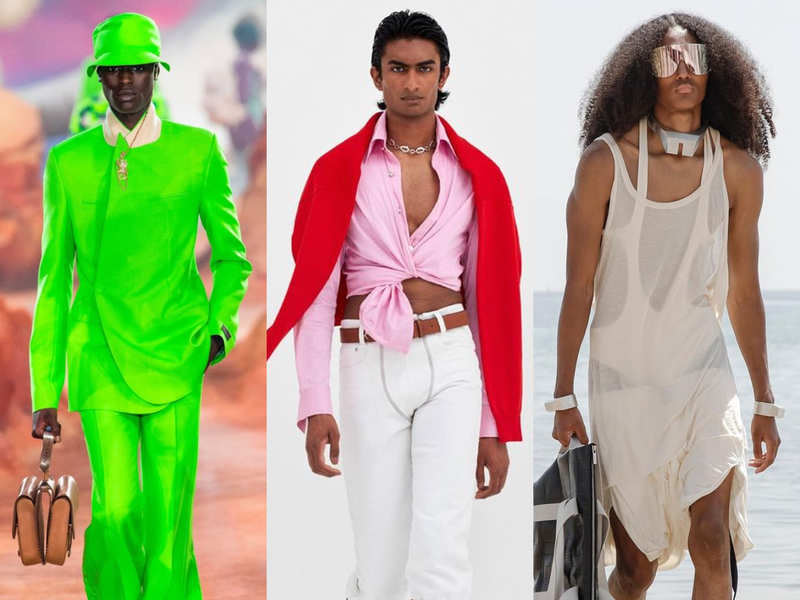 Best looks from Paris Men's Fashion Week