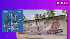 Malleshwaram Hogona - Check out murals depicting the area by the Geechugalu Collective