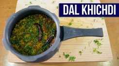 Watch: How to make Dal Khichdi