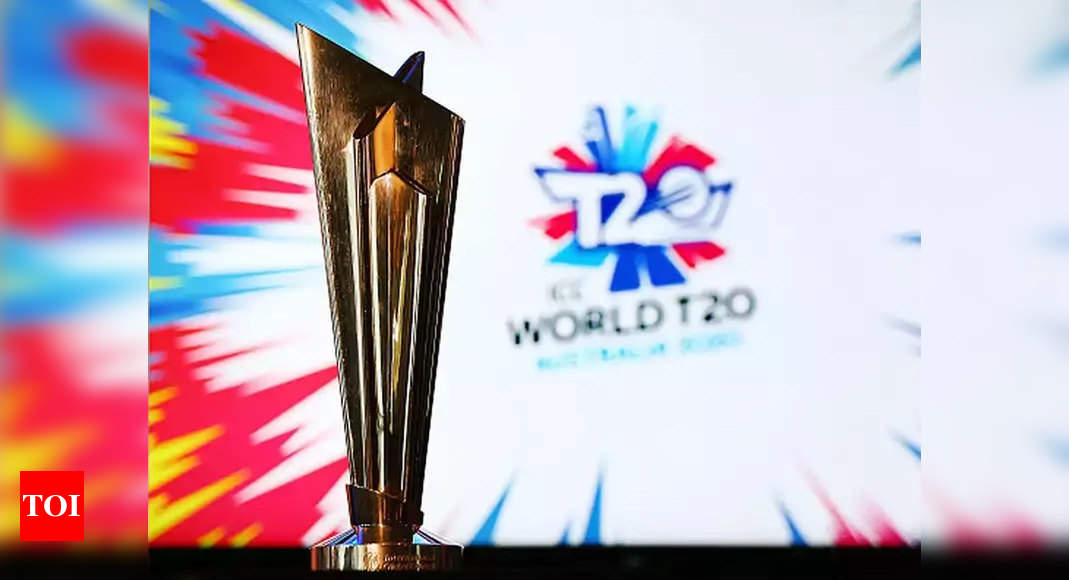 T20 World Cup 2021: T20 World Cup to be held from October 17 to November 14: ICC | Cricket News – Times of India