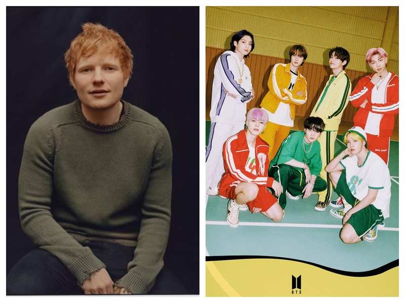 Ed Sheeran spills details about 'Permission To Dance' with ...