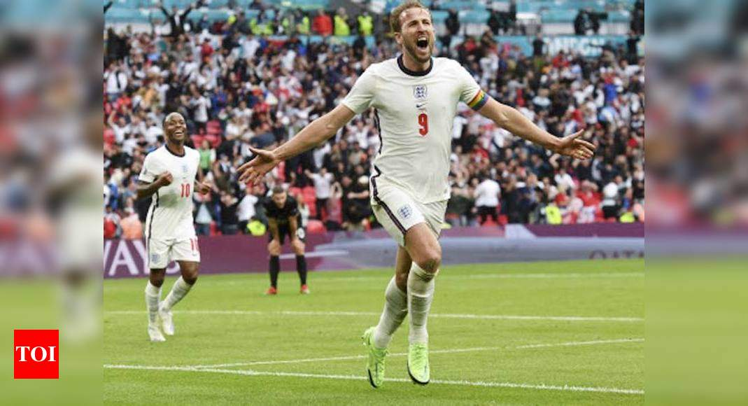 England reach Euro 2020 quarters to end Germany curse   Football News – Times of India