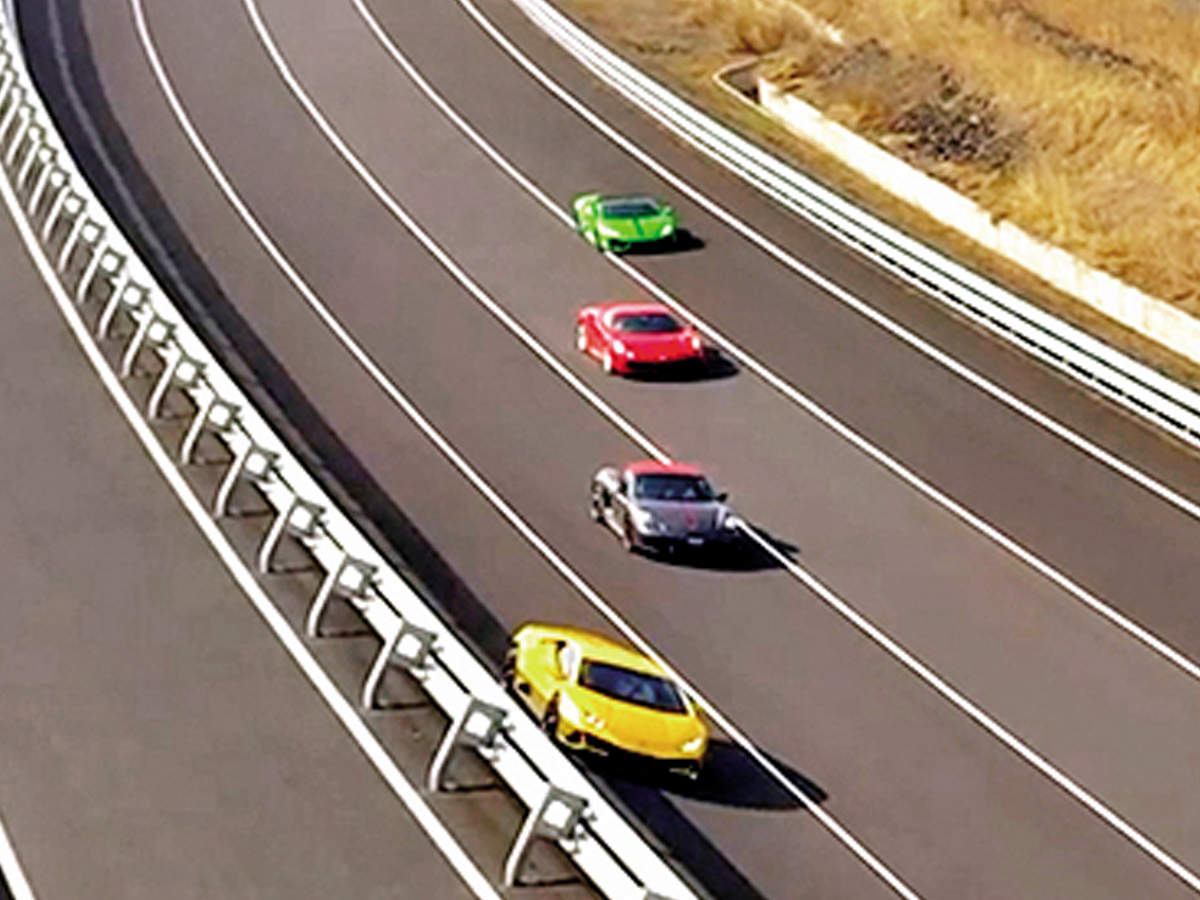 Asia's Longest High-Speed Track of Asia for Automobiles is Inaugurated in India