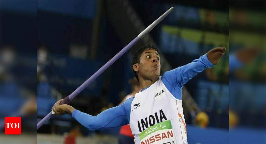Javelin thrower Devendra Jhajharia books Tokyo Paralympics berth   More sports News – Times of India