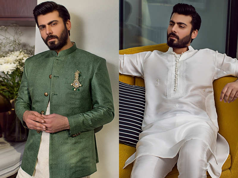 6 ethnic looks Indian grooms could steal from Fawad Khan