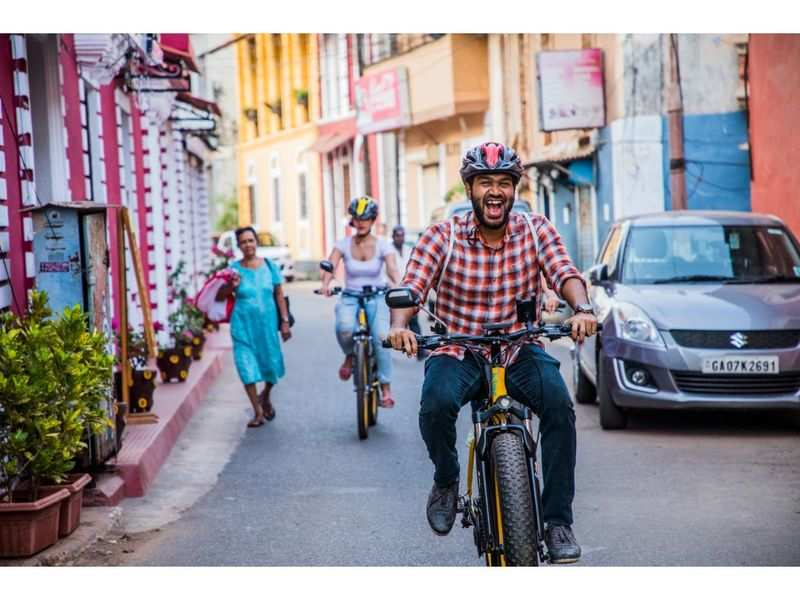 Explore food, culture, nature on a bike: Pedal your way to transformative travel