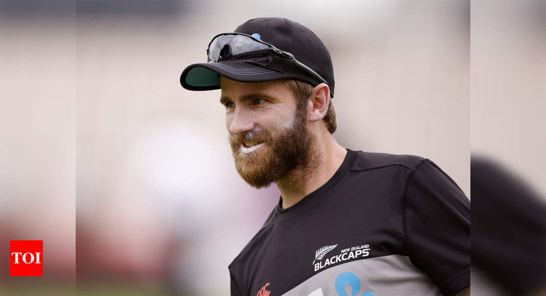 Williamson pulls out of the 'Hundred' to manage elbow injury | Cricket News – Times of India