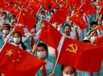 Pictures from 100th anniversary celebrations of China's Communist Party