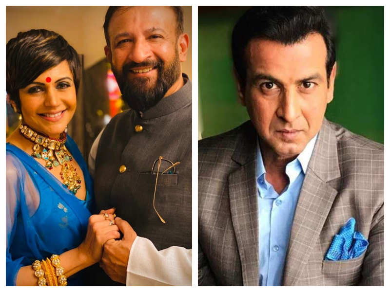 Mandira Bedi's husband Raj Kaushal had called Ronit Roy to play the mastermind in his web series- Exclusive!